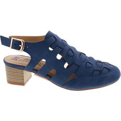 Bellini Womens Penelope Woven Sling Back Shoes