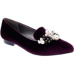 Bellini Womens Fabulous Pearl Loafers