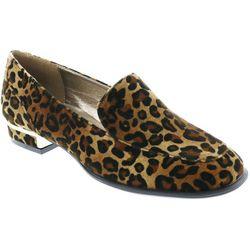 Bellini Womens Haze Velvet Loafers
