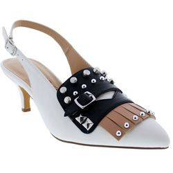 Penny Loves Kenny Womens Diz Slingback Heels