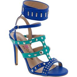 Penny Loves Kenny Womens Dorn Studded Sandals