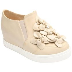 Penny Loves Kenny Womens Koi Wedge Sneakers