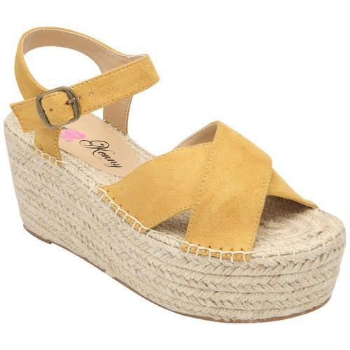 Penny Loves Kenny Womens Friend Platform Sandals   Bealls Florida 336c057956