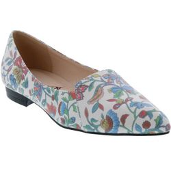 Bellini Womens Flora Flower Flats