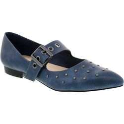 Bellini Womens Foxy Mary Jane Flats