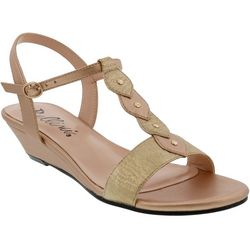 Bellini Womens Lively Wedge Sandals