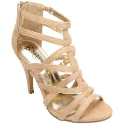 Bellini Womens Missy High Heel Dress Sandals