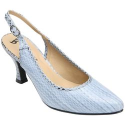 Bellini Womens Zelda Sling Back Pumps