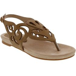 Bellini Womens Natalee Thong Sandals
