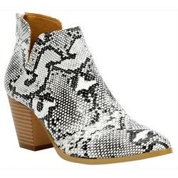 Coconuts Womens Polly Ankle Boots