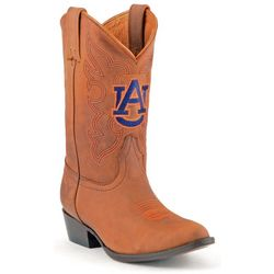 Gameday Boots Auburn Tigers Boys Cowboy Boots