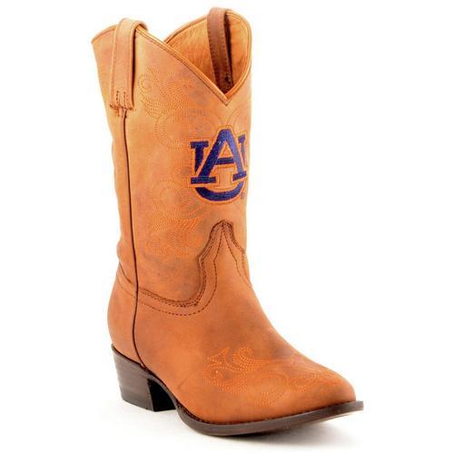 3b97d003c56 Gameday Auburn Tigers Girls Cowboy Boots