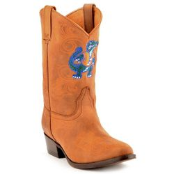 Gameday Boots UF Gators Girls Cowboy Boots