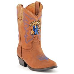Gameday Boots Kentucky Wildcats Boys Cowboys Boots