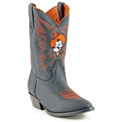 Gameday Oklahoma State Boys Cowboy Boots