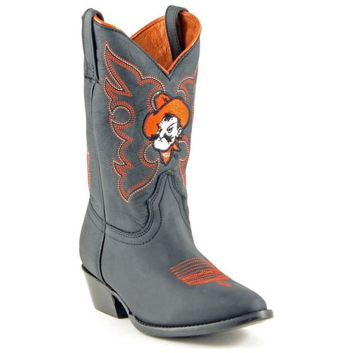 Gameday Boots Oklahoma State Boys Cowboy Boots