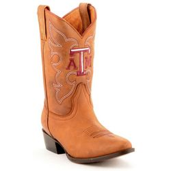 Gameday Texas A&M Aggies Boys Cowboy Boots