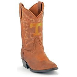 Gameday Boots Tennessee Volunteers Boys Cowboy Boots