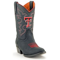 Gameday Boots Texas Tech Red Raiders Boys Cowboy Boots