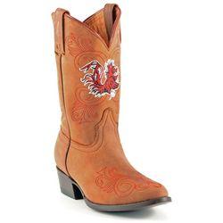 Gameday South Carolina Girls Cowboy Boots