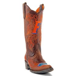 Gameday Florida Gators Womens Cowboy Boots