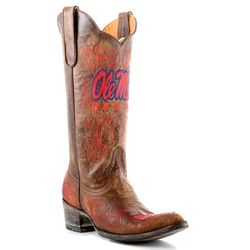 Gameday Boots Ole Miss Rebels Womens Cowboy Boots