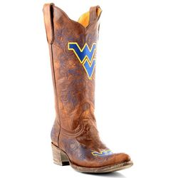 Gameday West Virginia Womens Cowboy Boots
