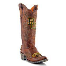 Gameday Baylor Bears Womens Cowboy Boots