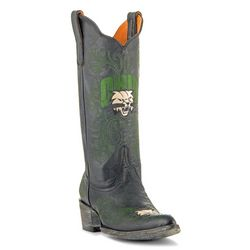 Gameday Ohio Bobcats Womens Cowboy Boots