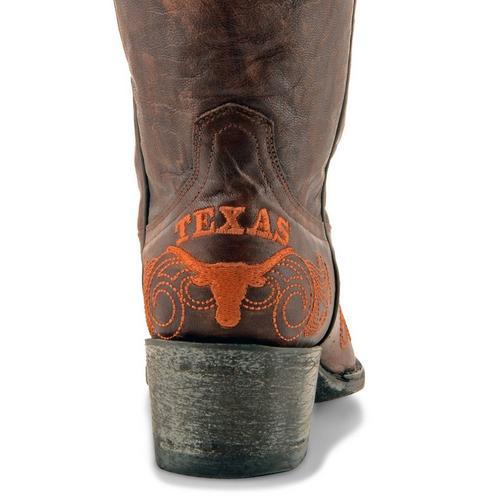 d0382210ce1 Gameday Texas Longhorns Womens Cowboy Boots