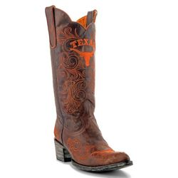 Gameday Texas Longhorns Womens Cowboy Boots