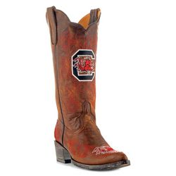 Gameday South Carolina Womens Cowboy Boots