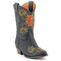 Gameday FSU Seminoles Girls Cowboy Boots