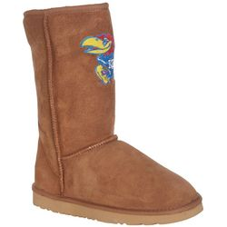 Gameday Boots Roadie Kansas Jayhawks Womens Boots