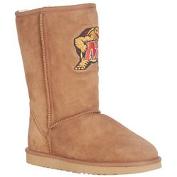 Gameday Boots Roadie Maryland Terps Womens Boots
