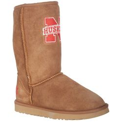 Gameday Boots Roadie Nebraska Womens Boots