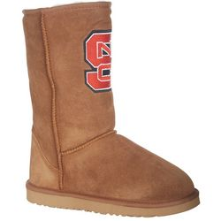 Gameday Boots Roadie NC State Womens Boots
