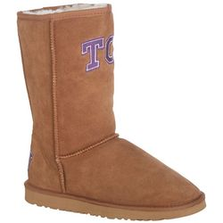 Gameday Boots Roadie TCU Horned Frogs Womens Boots