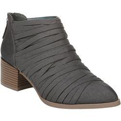 Fergalicious Womens Iggy Multi Strap Boots