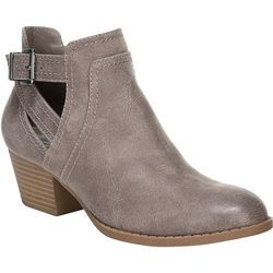 Fergalicious Womens Banger Buckle Ankle Boots