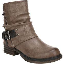 Fergalicious Womens Maven Multi Strap Boots