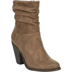Fergalicious Womens Wealthy Mid Calf Boots