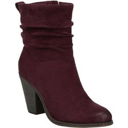 Fergalicious Womens Wealthy Mid Calf Boots