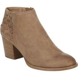Fergalicious Womens Durango Fabric Boots