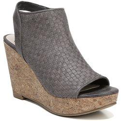 Fergalicious Womens Rasta Wedge Sandals