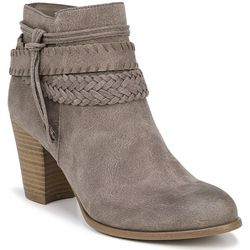 Fergalicious Womens Capital Braid Ankle Boots