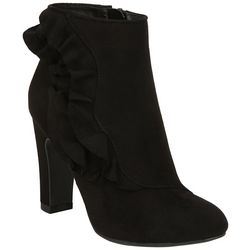 Fergalicious Womens Campton Ankle Boots