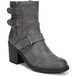 Fergalicious Womens Prayer Mid Shaft Boots