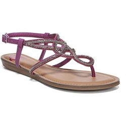 Fergalicious Womens Sapphire Sandals