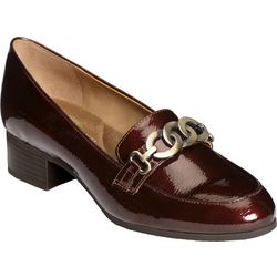 A2 by Aerosoles Womens Accommodate Patent Loafer